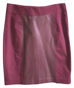 Banana Republic Skirt burgundy