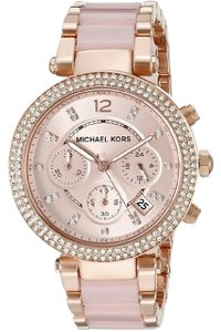 Michael Kors Michael Kors Women's Chronograph watch in Rose Gold