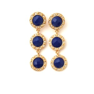 Wyatt Triple Drop Earrings