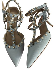 Valentino Light blue Pumps