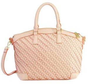Steve Madden Satchel in Blush