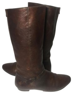 Frye 77985 Size 7.5 Motorcycle 7.5 Women 7.5 Brown Boots