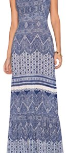 Blue Maxi Dress by Auguste