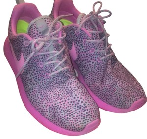 Nike pink with dots Athletic