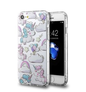 Other Iphone 7 clear unicorn phone case