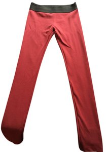 BCBGMAXAZRIA Bcbg Stretch Mason Merlot (Red) Leggings