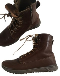 Reef Leather Tan Hiking Casual Wear Brown Boots