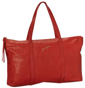 Junior Drake Tote in Red