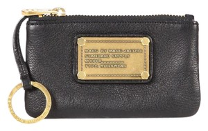 Marc by Marc Jacobs NWT Classic Q Leather Key Pouch Wallet