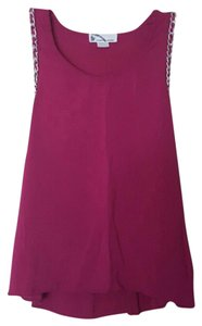 Imaginary Voyage Chain Night Out Top magenta