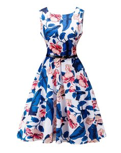 Angerella Brand New Floral Girly Vintage Dress
