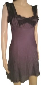 Free People short dress Plum Bust:35