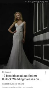 Robert Bullock Bride Tricia Wedding Dress