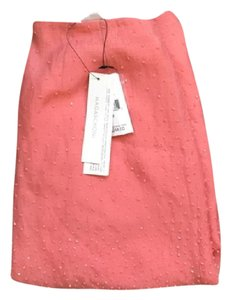 Magaschoni Skirt Coral