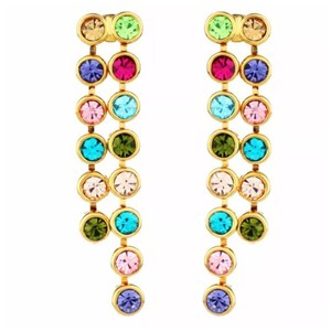 Other Swarovski Crystal Waterfall Earrings DF100