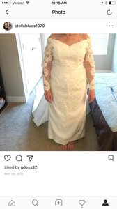 Forever Yours Forever Yours Wedding Dress
