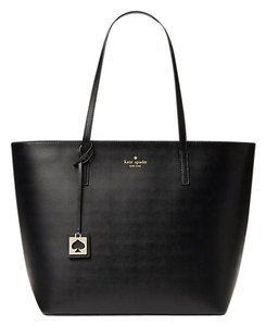 Kate Spade Tori Sawyer Street Sawyer Street Maxi Haven Street Maxi Tote in Black