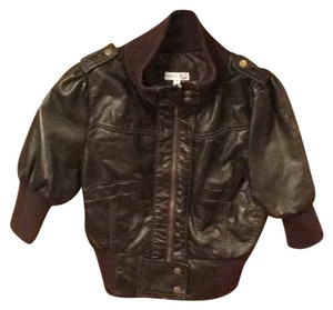 Body Central Motorcycle Jacket