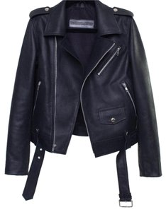 The Happiness Journey Leather Jacket