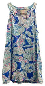 Lilly Pulitzer Top Into The Deep