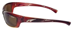 Arnette Arnette 4037 tantrum red logo emblem sunglasses with case