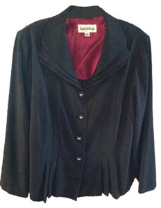 Danny & Nicole Dark Grey/Blackish Blazer