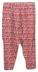 Urban Outfitters Baggy Pants red multi