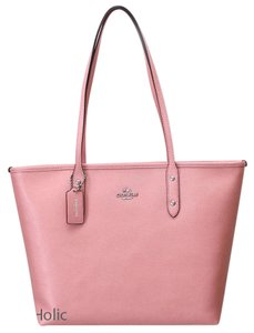 Coach Tote in Blush (Light Pink)