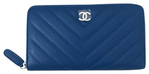 Chanel Chanel Small zip wallet