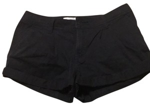 Abercrombie & Fitch Cargo Shorts black