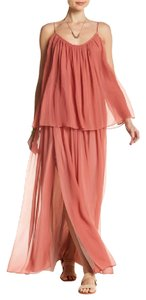 Peach Nougat Maxi Dress by Elizabeth and James