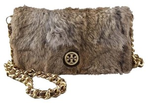 Tory Burch Fur Cross Body Bag