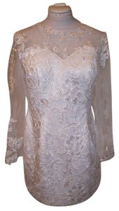 Other Lace Women's Longsleeve Dress