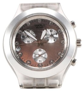 Swatch Swatch Wristwatch Irony chronograph quartz wristwatch.