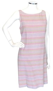 Chanel short dress Multi-colored on Tradesy