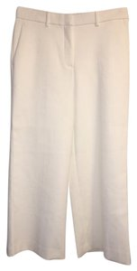 Theory Wide Leg Pants White