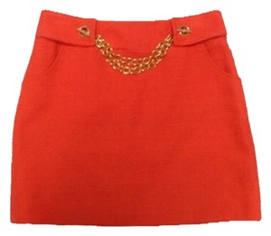 Milly Skirt Orange