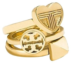 Tory Burch TORY BURCH Adeline Stacked Ring - Size 7