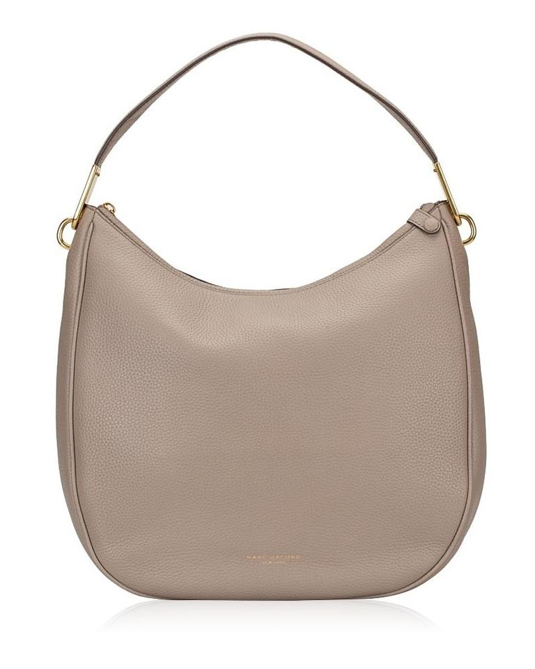 Marc Jacobs Pike Place Leather Large Shoulder M0009065 889732547362 Hobo Bag