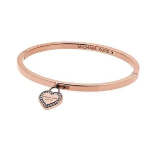 Michael Kors Heart Bangle Bracelet