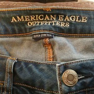 American eagle sold Skinny Jeans-Medium Wash