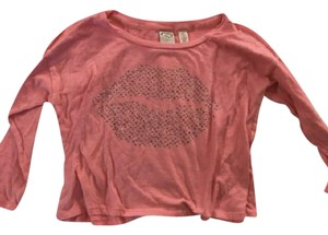 Live love dream Tee Shirt Top Pink