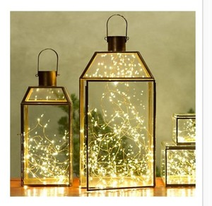 240 Warm White Fairy Lights Submersible And Batteries Included!