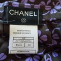 Chanel Purple Beige Black Interlocking Cc Logo Printed Silk A-line Skirt Size 12 (L, 32, 33) Chanel Purple Beige Black Interlocking Cc Logo Printed Silk A-line Skirt Size 12 (L, 32, 33) Image 10