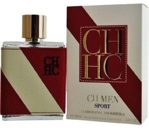 Carolina Herrera CH Sport by C. Herrera - 3.3 / 3.4 oz / 100ml EDT Spray Men Regula,New