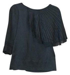 BCBGMAXAZRIA Top blue