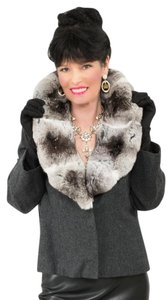 Saga Furs Fur Mink Mink Jacket Chinchilla Chinchilla Fur Fur Coat