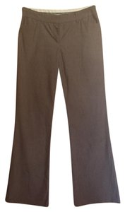 Express Boot Cut Pants oatmeal/taupe
