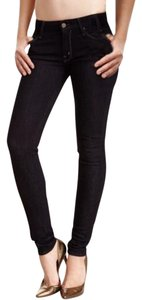 Mother The Forever And A Day Skinny Jeans-Dark Rinse