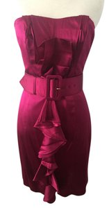 dark fuschia Maxi Dress by Express